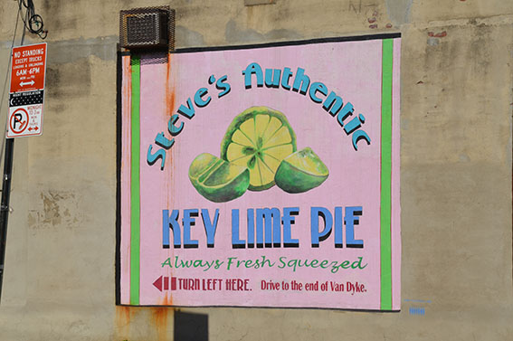 Steve's Authentic Key Lime Pie 2