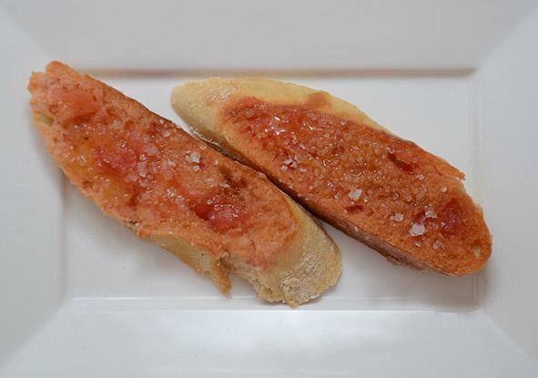 Pan con Tomate // Brot mit Tomate