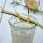 Joghurt-Gurken-Suppe
