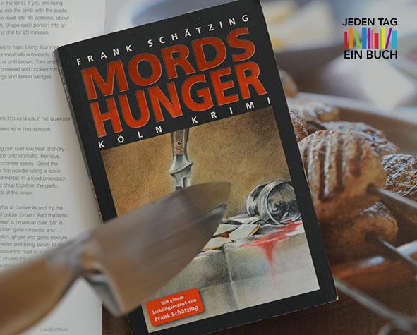 """""""Mords-Hunger"""" von Frank Schätzing"""