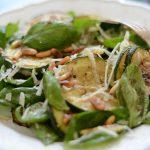 Zucchini-Salat nach Yotam Ottolenghi