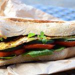 Mediterranes Madeira-Sandwich