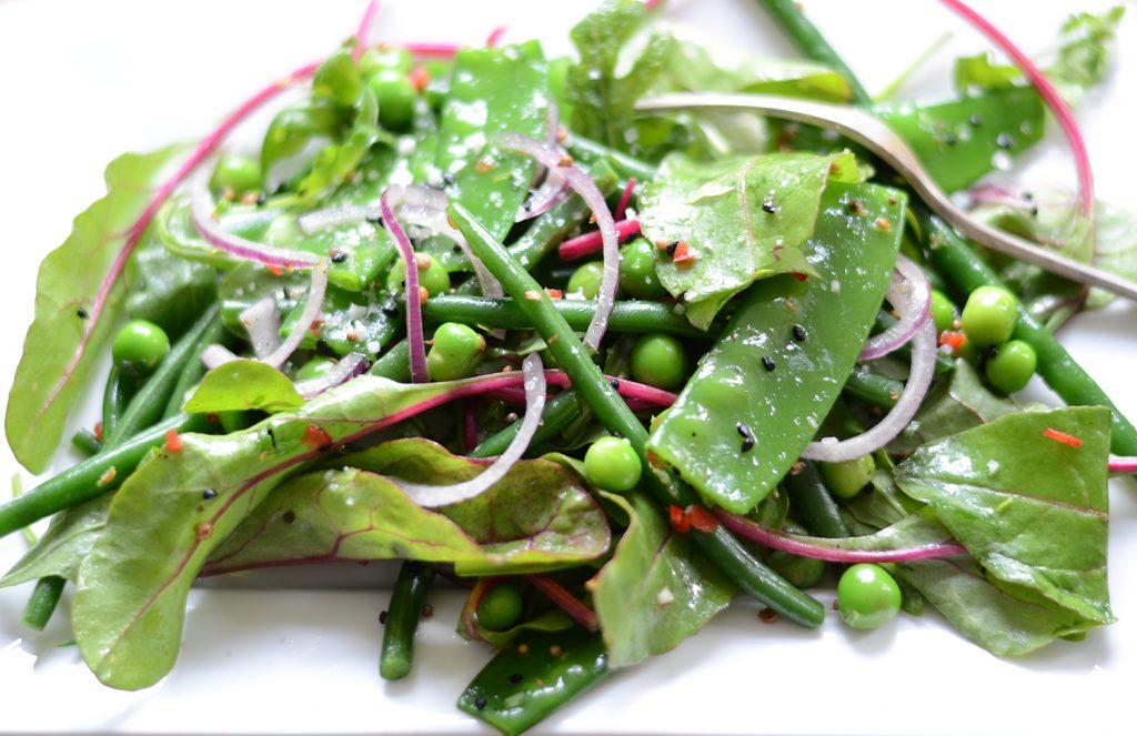 Orientalischer Sommer-Salat