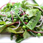Orientalischer Sommer-Salat nach Ottolenghi