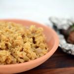 Zwiebel-Reis