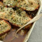 Sardische Brotsuppe