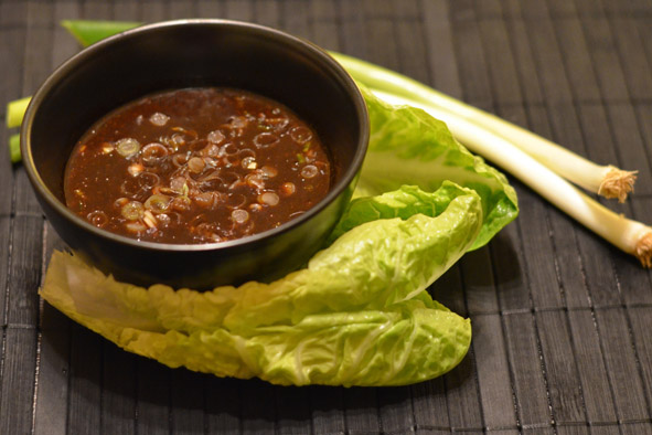 Asia-Salatdressing