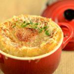 Mini-Zwiebelsuppe