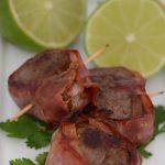 Vietnamesische Rindfleischröllchen