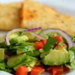 Mexikanischer Avocado-Salat