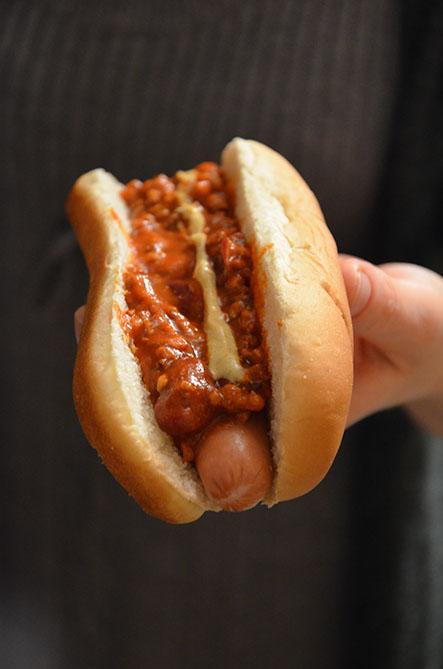 Hotdog_Chilisoße