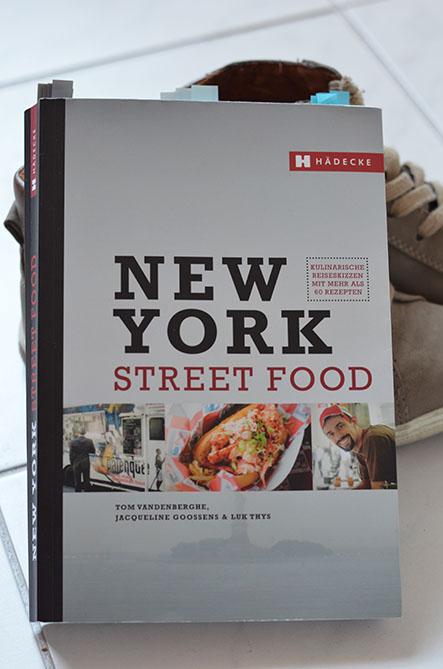 """Kulinarischer Reisebericht und Rezension: """"New York Street Food"""""""