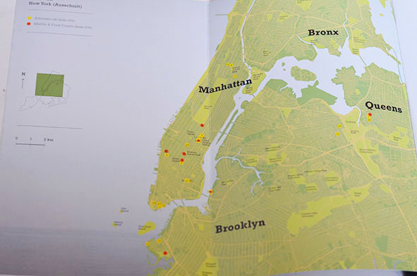New York Street Food Karte