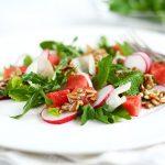 Radieschen-Rettich-Salat