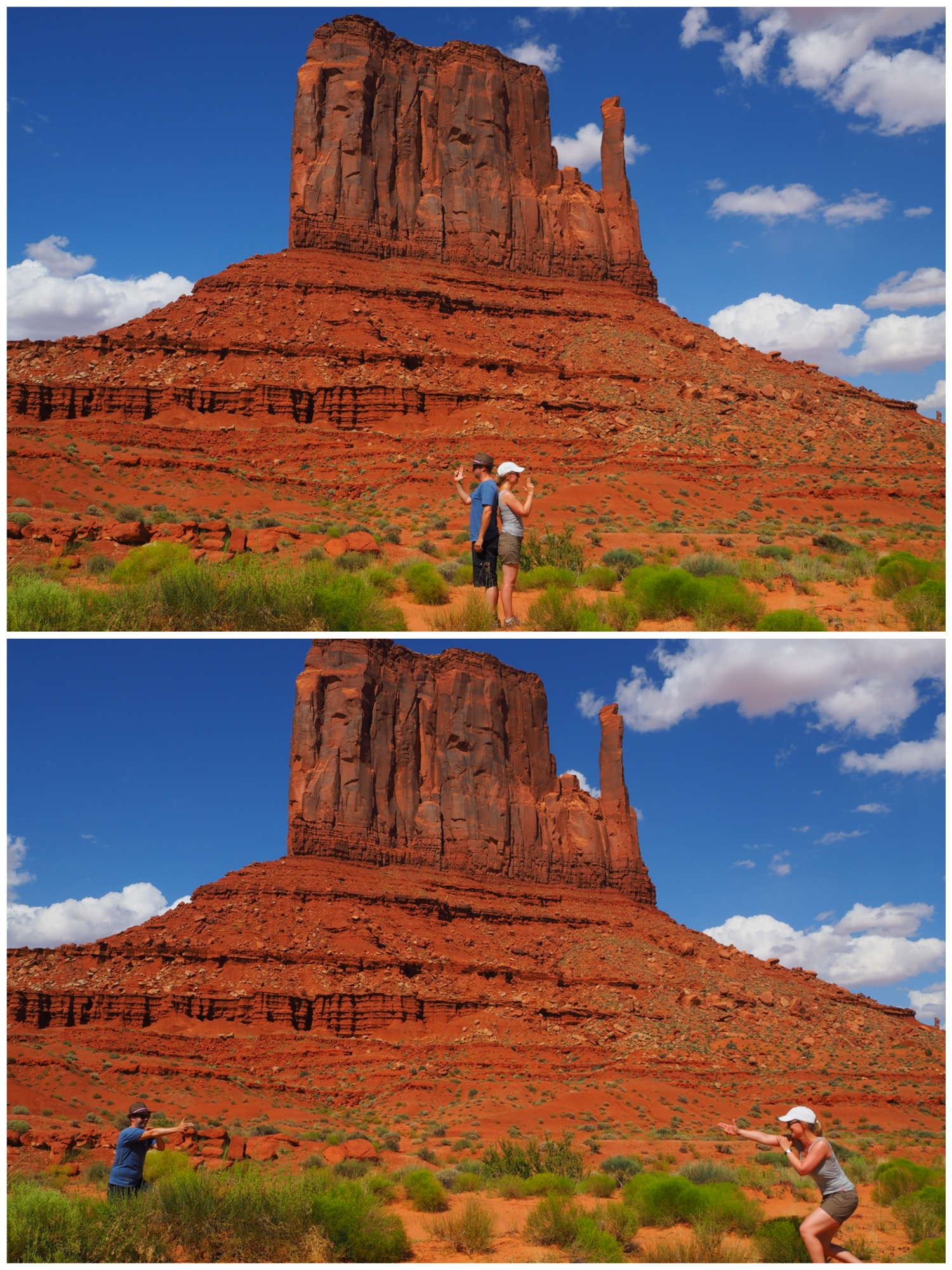 Duell Monument Valley
