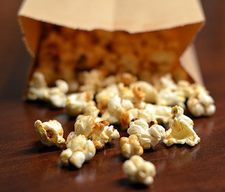 Zimt-Popcorn