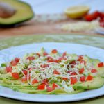 Avocado Carpaccio