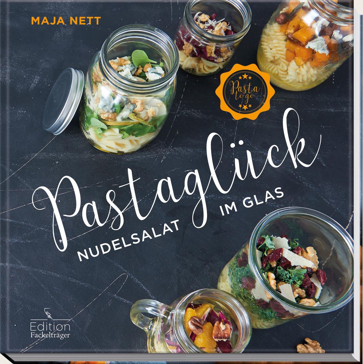 Rezension Pastaglück von Maja Nett