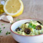 Griechische Kartoffelcreme
