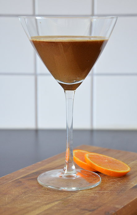 Orange-Espresso nach Truth Coffee
