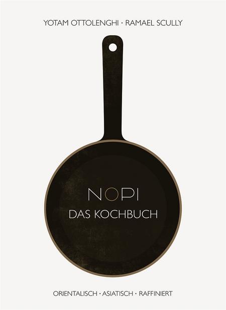 Rezension Kochbuch NOPI von Ottolenghi und Scully