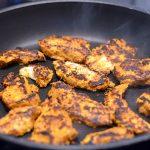 Grilled Indish Chicken