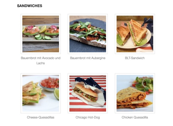 Ideen für ein schnelles Mittagessen im Homeoffice